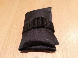 Saddle roll rolled